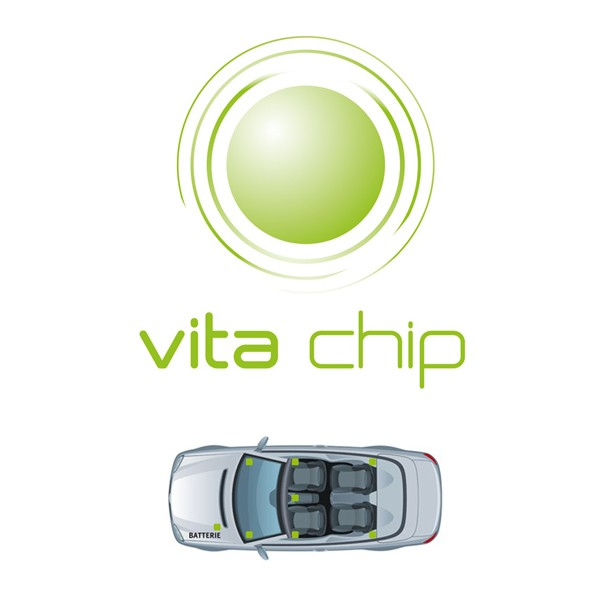 Vita Chip System Car Bioresonanz-Transmitter