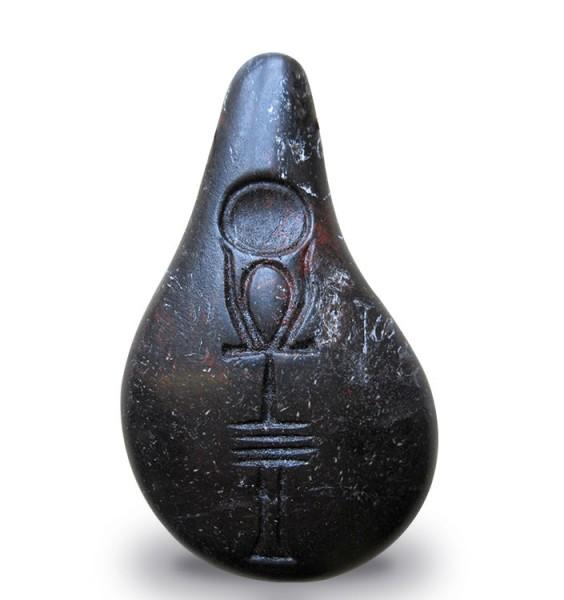 Stein der Harmonie onyx schwarz