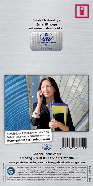 Gabriel Chip | Smartphone mit entnehmbarem Akku | Schutz vor Handystrahlung