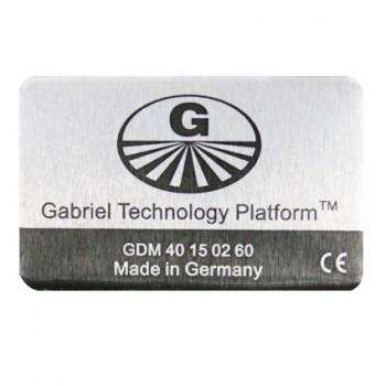 Gabriel Chip Smartphone | integrierter Akku | silber | Schutz vor Handystrahlung