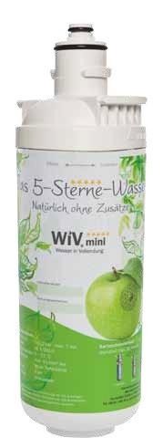 Ersatzkartusche für WiV mini Wasserfilter