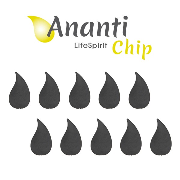 Ananti-Chip Lifespirit - 10er Set